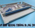 Những loại hộp phối quang ODF được sử dụng nhiều nhất năm 2019