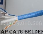 Tất cả thông tin về cáp mạng cat6 UTP 4 đôi BELDEN PN: 7814A