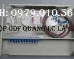 Hộp phối quang ODF 4, 8, 12, 24, 48 sợi....chuẩn LC là gì?