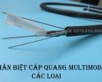 Phân biệt cáp quang Multimode OM1, OM2, OM3, OM4, OM5